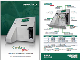 Diamond Diagnostics CareLyte® Plus Electrolyte Analyzer Brochure