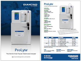 Diamond Diagnostics Prolyte® Brochure