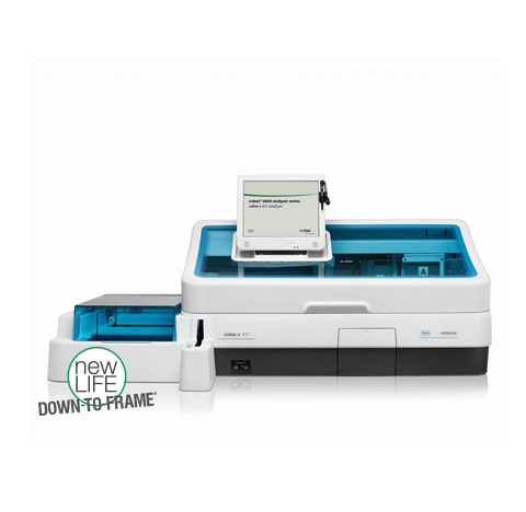 Roche Cobas E601 - Immunology Analyzer - Diamond Diagnostics