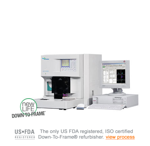 Sysmex XE2100D - Hematology Analyzer - Diamond Diagnostics